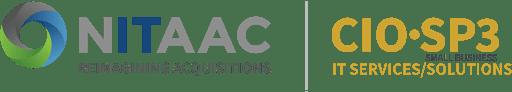 NITAAC CIO SP3 Logo Image