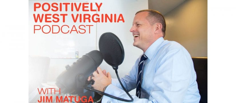 Positively West Virginia Podcast: Interviews Leah Heimbach, President of HMS