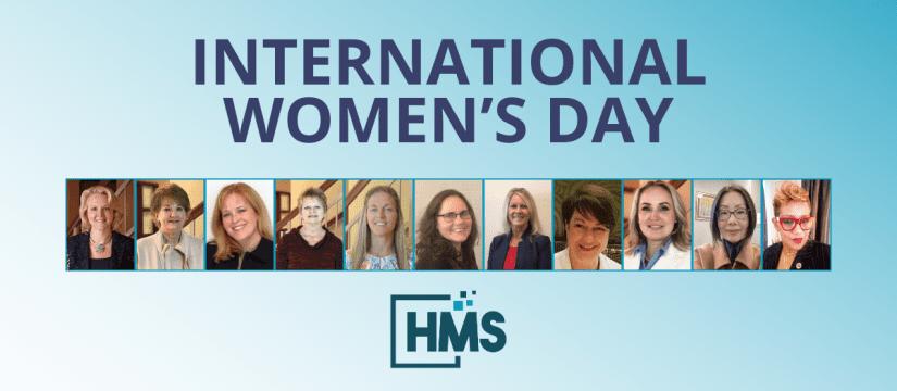 HMS Celebrates Female Leadership Team on International Women's Day